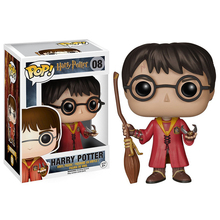 Funko POP Movies Harry Potter Red Magician Clothes Action Figure Model(China (Mainland))