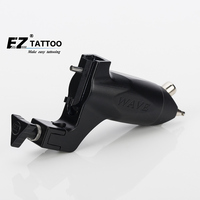 New Rotary Wave Tattoo machine gun motor metal frame liner shader for complete tattoo kit needle supply free shipping 1 pcs /lot