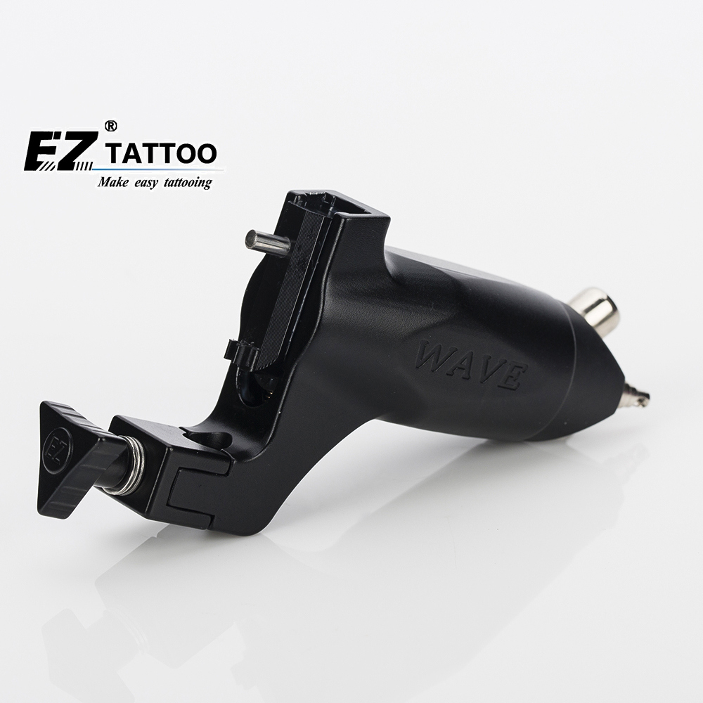 New Rotary Wave Tattoo machine gun motor metal frame liner shader for complete tattoo kit needle supply free shipping 1 pcs /lot 1pc primus sunskin rotary tattoo machine multifunction liner shader motor tattoo gun black complete tattoo kit
