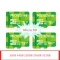 Green 128GB 256GBg 512GB Memory cards Micro SD card 64GB class 10 Memory card Microsd TF card Pendrive Flash HOT