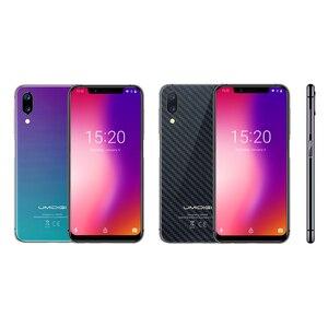 Image 5 - Umidigi One Pro смартфон с 5,9 дюймовым дисплеем, восьмиядерным процессором Helio P23, ОЗУ 4 Гб, ПЗУ 64 ГБ, Android 8,1