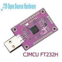 CJMCU FT232H высокое Скорость Многофункциональный USB к JTAG UART FIFO SPI I2C