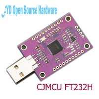 CJMCU FT232H haute vitesse multifonction USB à JTAG UART FIFO SPI I2C