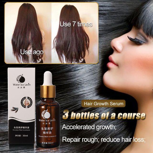 Huiles essentielles cheveux defrises