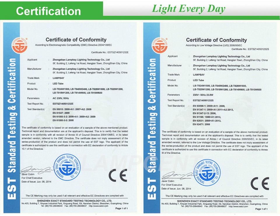 10S-Certification