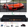 YOUTOING YT-BOX4X4 LCD Video Wall Controller HDMI VGA AV USB Processor 4x4 Nine images stitching image processor 16TV 1080p