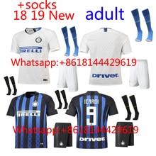 ae3a4b137 2018 2019 new Inter Milans soccer Jerseys camisetas shirt survetement man  18 19 Football shirt(