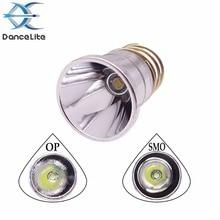 1 PC 26.5 ミリメートル XML XM L 懐中電灯で T6 LED ドロップモジュールドロップイン 1/3/5 モード OP/SMO シュアファイア 6p 6 P 9 1080P DanceLite 501B/502B
