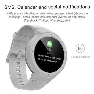 Image 2 - Huami Amazfit Verge Smart Watch  русский Спорт Смарт часы  gps Bluetooth воспроизведения музыки вызова Ответ сообщение Push сердечного ритма мониторы