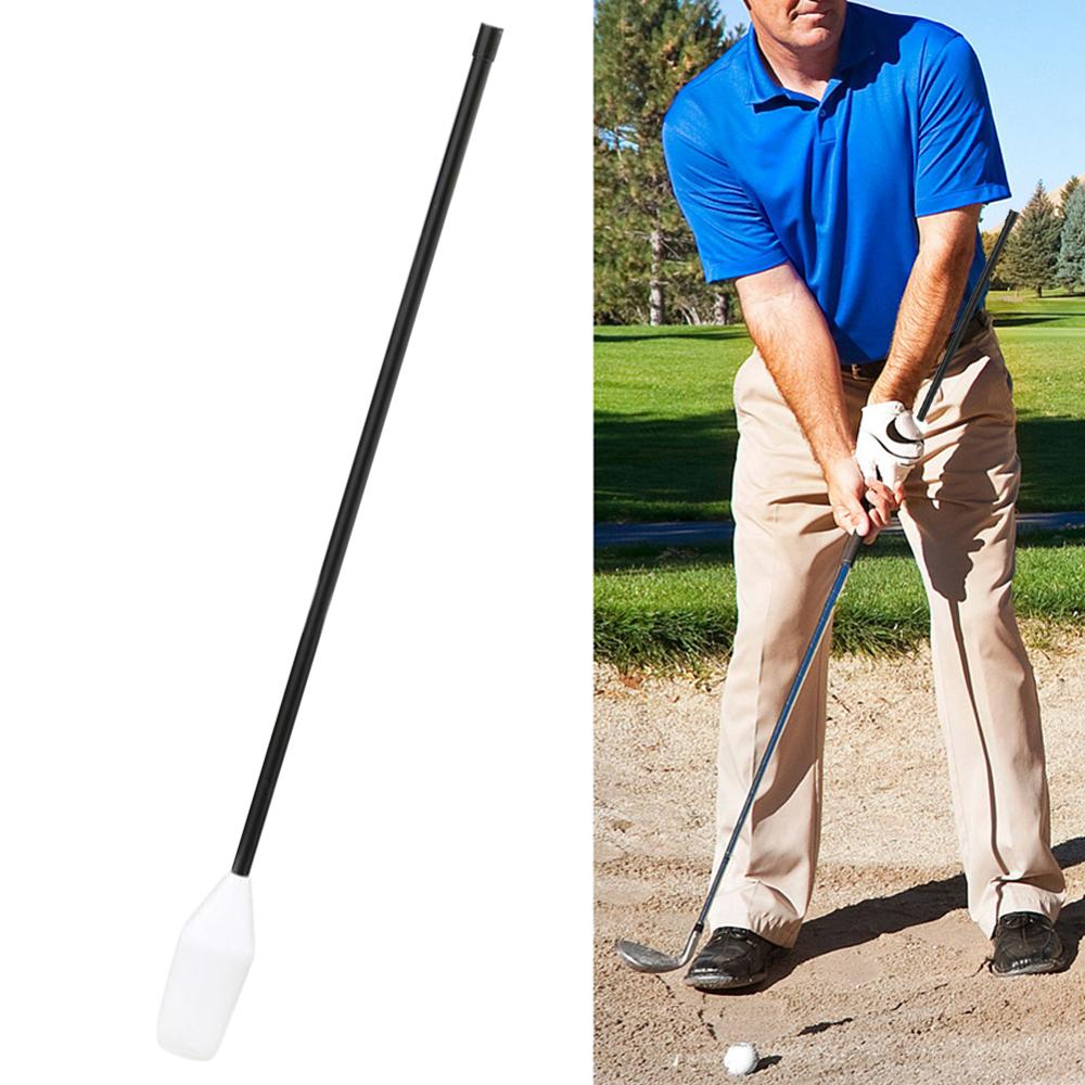 19.29 Inch Golf Swing Trainer Beginner Gesture Alignment Correction For Golf Beginners Golf Training Aids Drop Ship