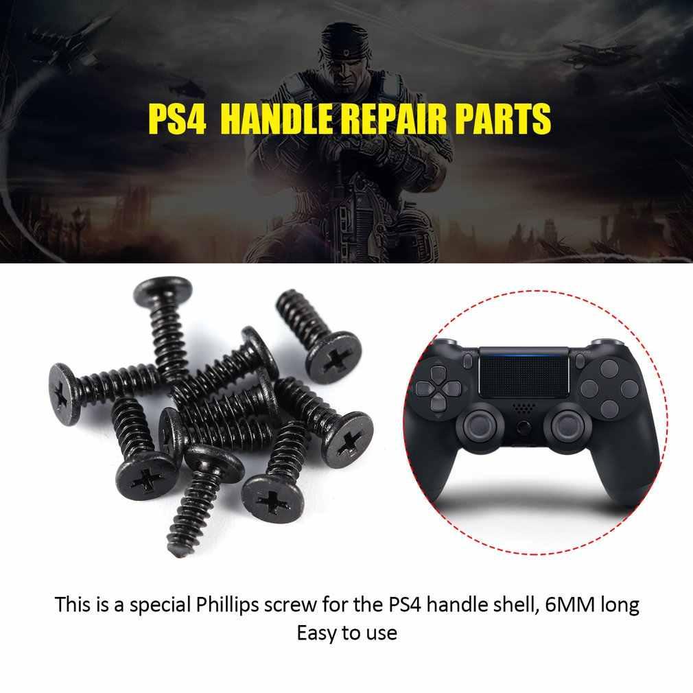 10 個フィリップスヘッドネジ交換ソニーのプレイステーション 4 PS4 コントローラ