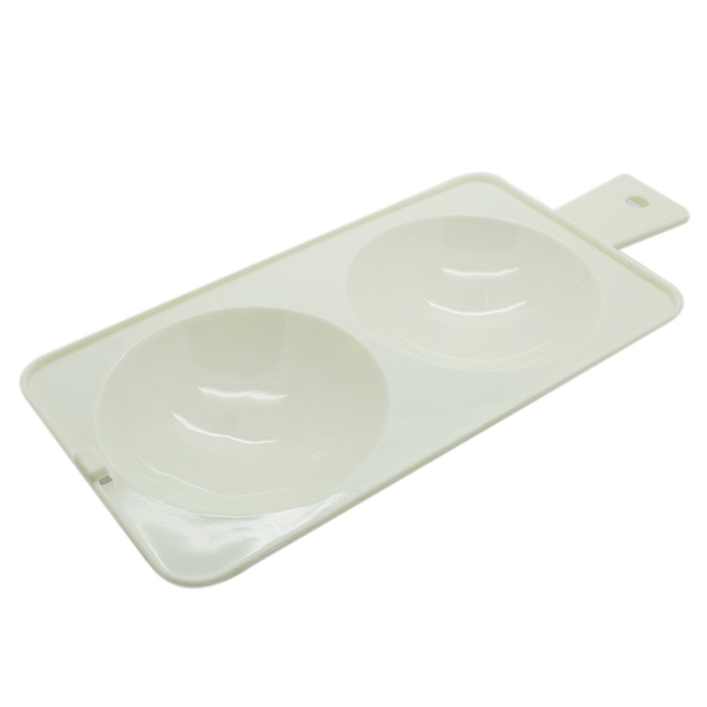 Silicone Microwave Egg Cooker New Design For Kitchen Cookware Poached Cooking Boilers Poachers