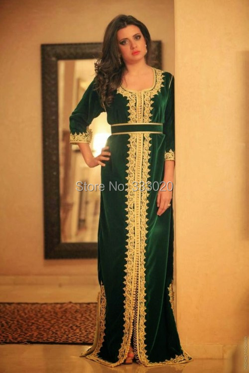 Compare Prices on Dark Green and Gold Dress- Online Shopping/Buy ...