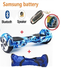 6.5″ Electric Self balancing scooter Electric skate Hoverboard Skateboard boosted board smart balance wheel scooter overboard