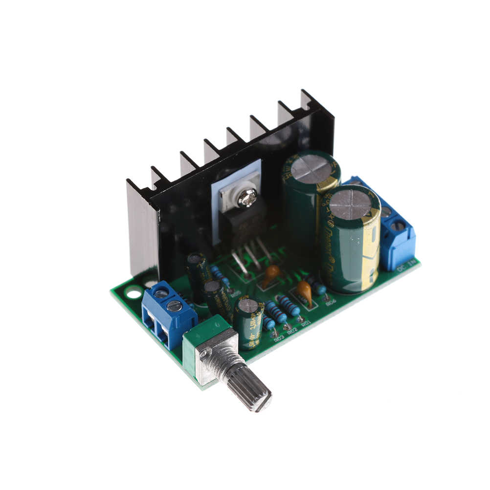 Module de carte amplificateur DC 12-24 V 300mA 700mA Volume d'alimentation simple Mini AC-DC 110 V-230 V à 5 V 12 V Module de carte convertisseur
