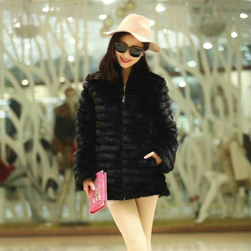Popular Mink Coat Fur-Buy Cheap Mink Coat Fur lots from China Mink ...