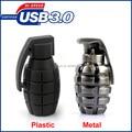 Pendrive 64gb, usb disk flash memory Grenades pen drive 8gb 16gb 32gb Bomb guns pen drive gifts metal pendrive usb flash drive