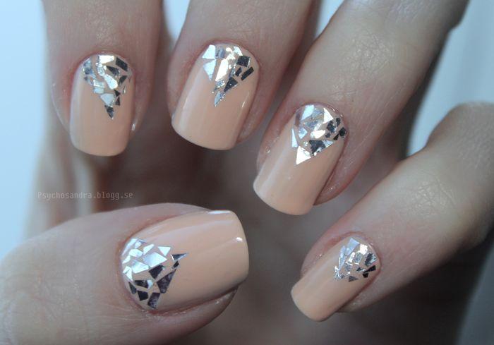 2*4mm Rhombic Glitter Holographic Ice Flakes Glitter 10ml/Jar Nail ...