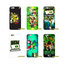 For Huawei P Smart Mate Y6 Pro P8 P9 P10 Nova P20 Lite Pro Mini 2017 cartoon Tennyson Ben 10 Alien Force Accessories Phone Cover(China)