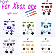 New Professional Gamepad Controller Buttons Repair Replacement Tools For Xbox One Video Game Console Boy Gift Accessories