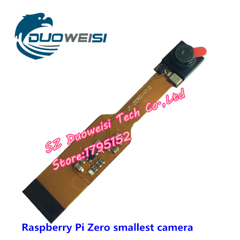 Raspberry Pi Zero Webcam minimum Raspberry Pi camera