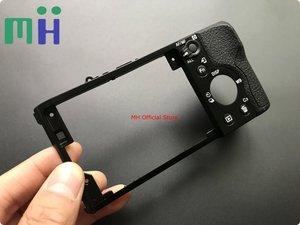 Image 2 - Nowy A7 A7K A7R A7S tylna pokrywa tylna obudowa ASSY X25884166 dla Sony ILCE Alpha 7 7 K 7R 7 S naprawy lub wymiany części jednostki