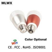 Smart WIFI Lighting Remote Control 3WRGB Led Bulb Light E27 6W LED