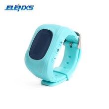 Дешевые Q50 дети Smartwatch фунтов Wi-Fi позиционирование локатор трекер SOS звонки ЖК-дисплей Смарт-часы для детей IOS Android