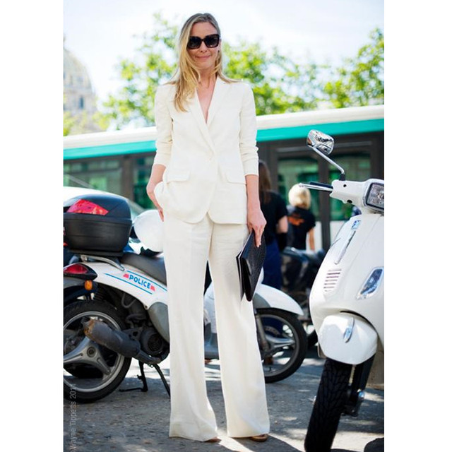 Jacket Pants Womens Suits Blazer With Pants Formal Pant Suits For