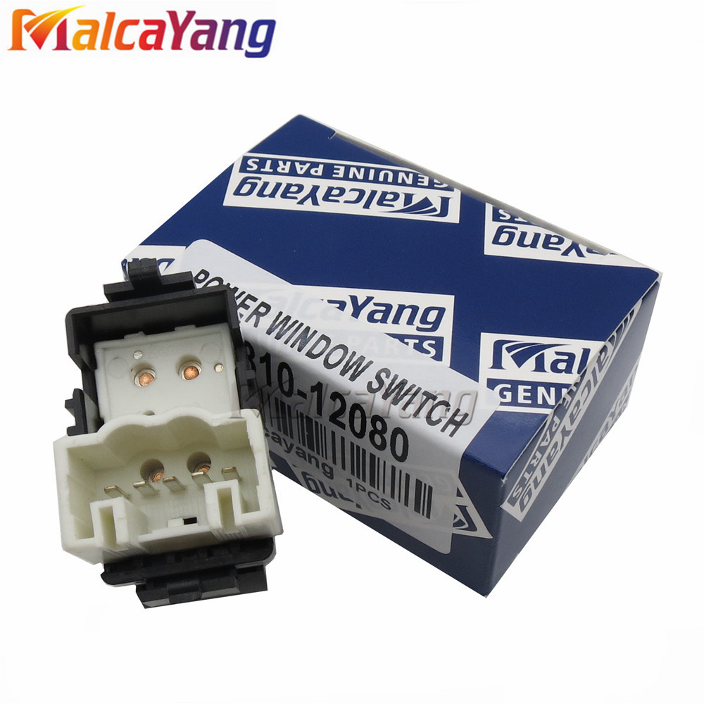 84810-12080 New Window Control Switch Power Window Switch For Toyota YARIS VIOS COROLLA PRIUS CROWN RAV4 HILUX 8481012080 image