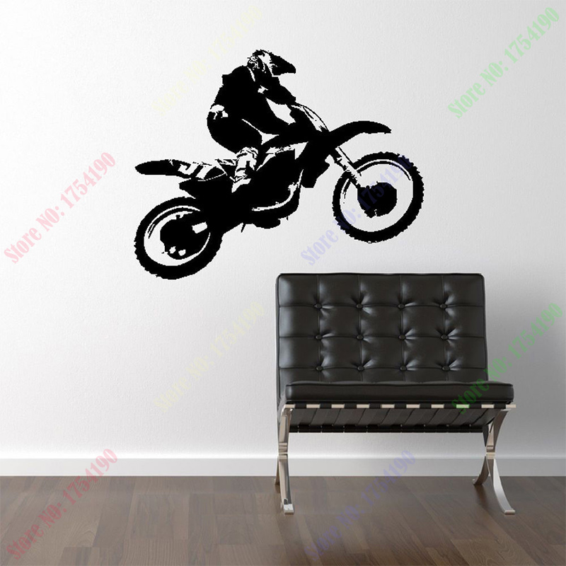 Popular scrambler bikes buy cheap scrambler bikes lots for Dirt bike wall mural
