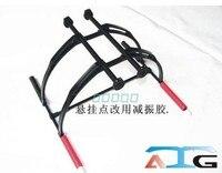 ATG Glass Phổ DIY FPV Hạ Cánh Skid Kit 12 mét, DJI Khung HEX Quad copter