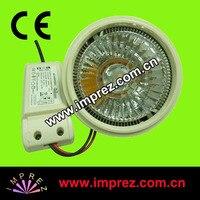 Sharp LED chip COB 15W AR111 led spotlight G53 LED Lamp 27pcs a lot free shipping dhl