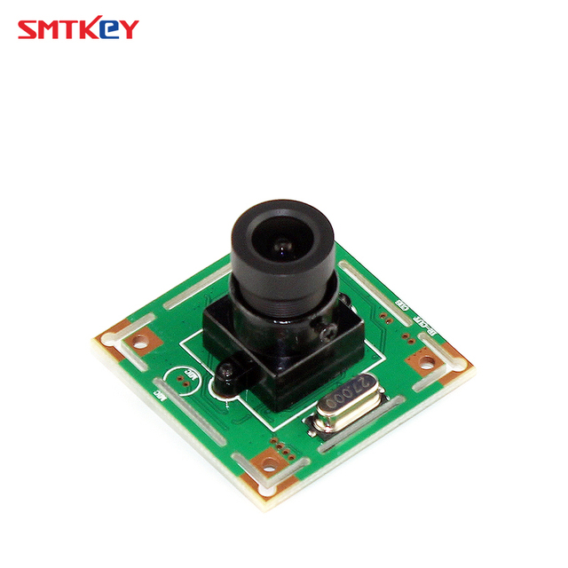 7040 700tvl CMOS color hd board cctv camera cctv mini camera with 3.6mm lens with lens mount with cable  security camera