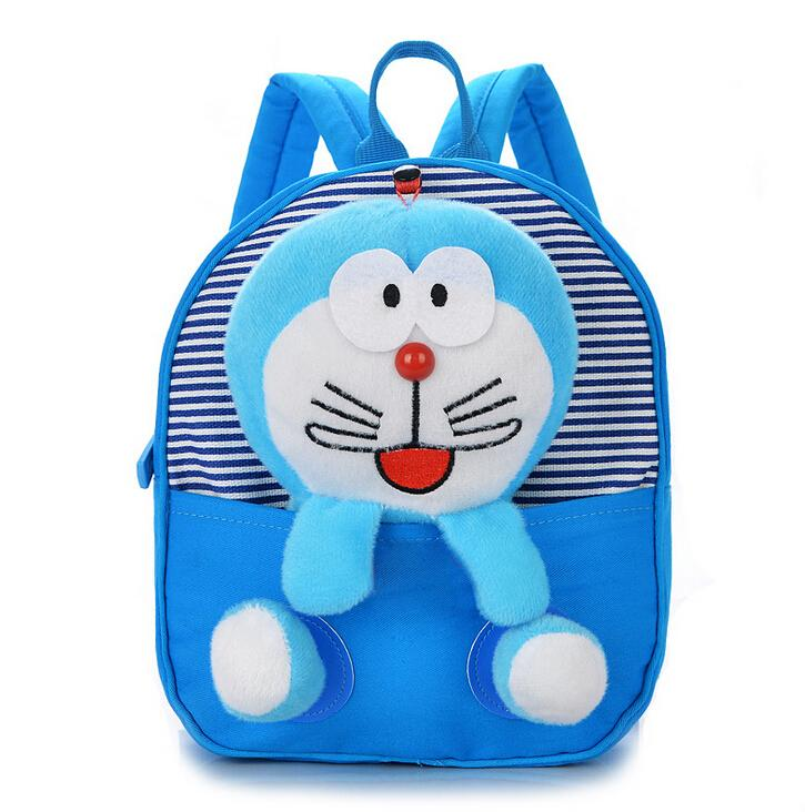 New Cartoon Children School Bags Nursery Backpack Mochilas Kids Bag Red Black Blue Color Escolares In From Luggage