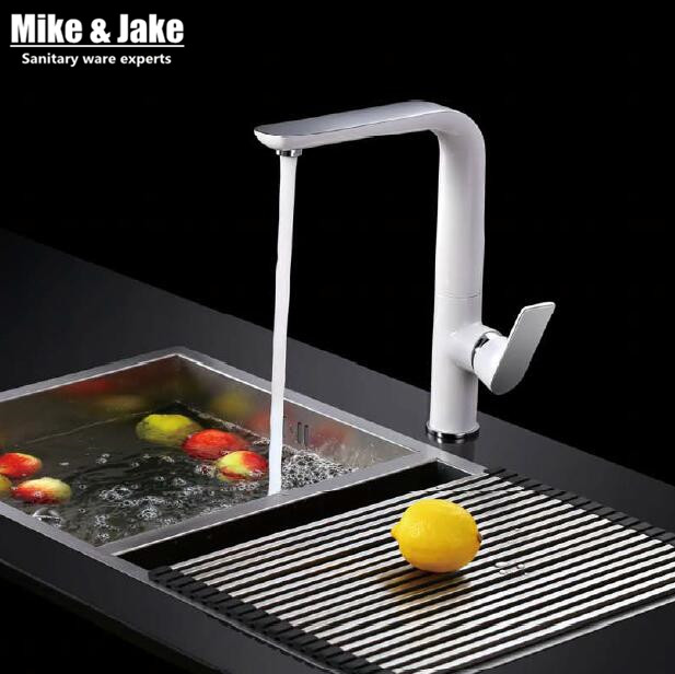 White Kitchen Faucet popular white kitchen tap-buy cheap white kitchen tap lots from