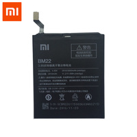 Original Xiaomi Mi 5 Cellphone Battery 3000mAh BM22 High Capacity Rechargeable Replacement Batteries Lithium Polymer