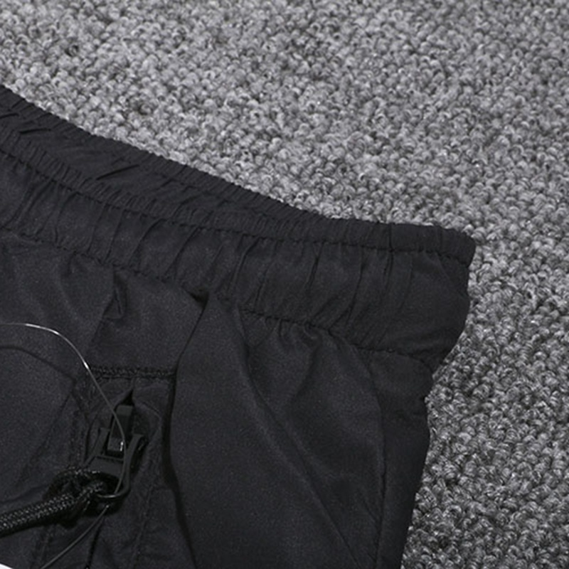Image 4 - summer men pants 8XL 9XL 10XL 12XL black color plus size big 8XL  Breathable loose waterproof pants Straight Trousers 150KG 160KG  -