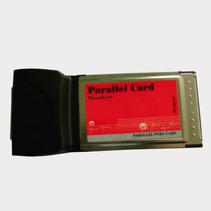 Image 2 - כרטיס יציאת מקבילית מחשב נייד יציאת LPT מקבילה מדפסת כרטיס יציאת מקבילית DB25 pcmcia לcardbus PCMCIA מחשב כרטיס מתאם ממיר