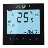 WIFI Smart Thermostat for Floor Water Heating System Temperature Controller Home Improvement Product 3A 110~240V