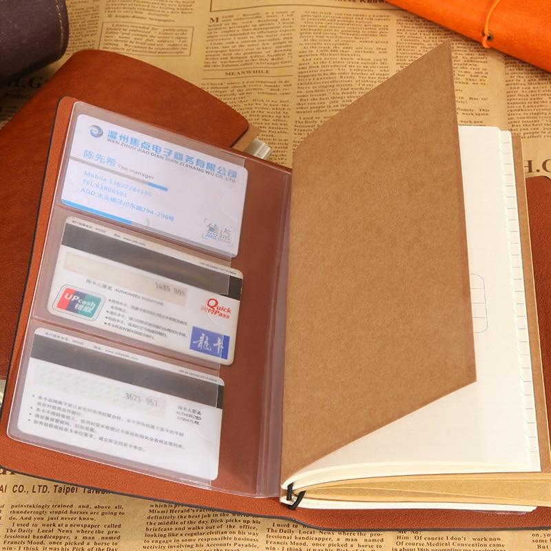 RuiZe χαρτικά vintage ταξίδι βιβλίο - Σημειωματάρια - Φωτογραφία 3