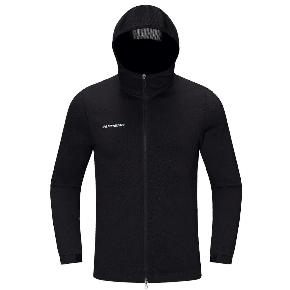 Marca sanheng pullover hoodie masculino agasalho revolução estética à prova de vento e manter quente oversized hoodies para homem s218833a