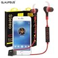 Original GLAUPSUS BT-50 Bluetooth Wireless In-Ear Stereo Headphone Earphone Sport Universal Handfree In Ear Headphone For iPhone