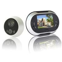 3.5 inch TFT LCD Color Digital Door Viewer Peephole Home Security Doorbell Camera Door Peephole Music Ring