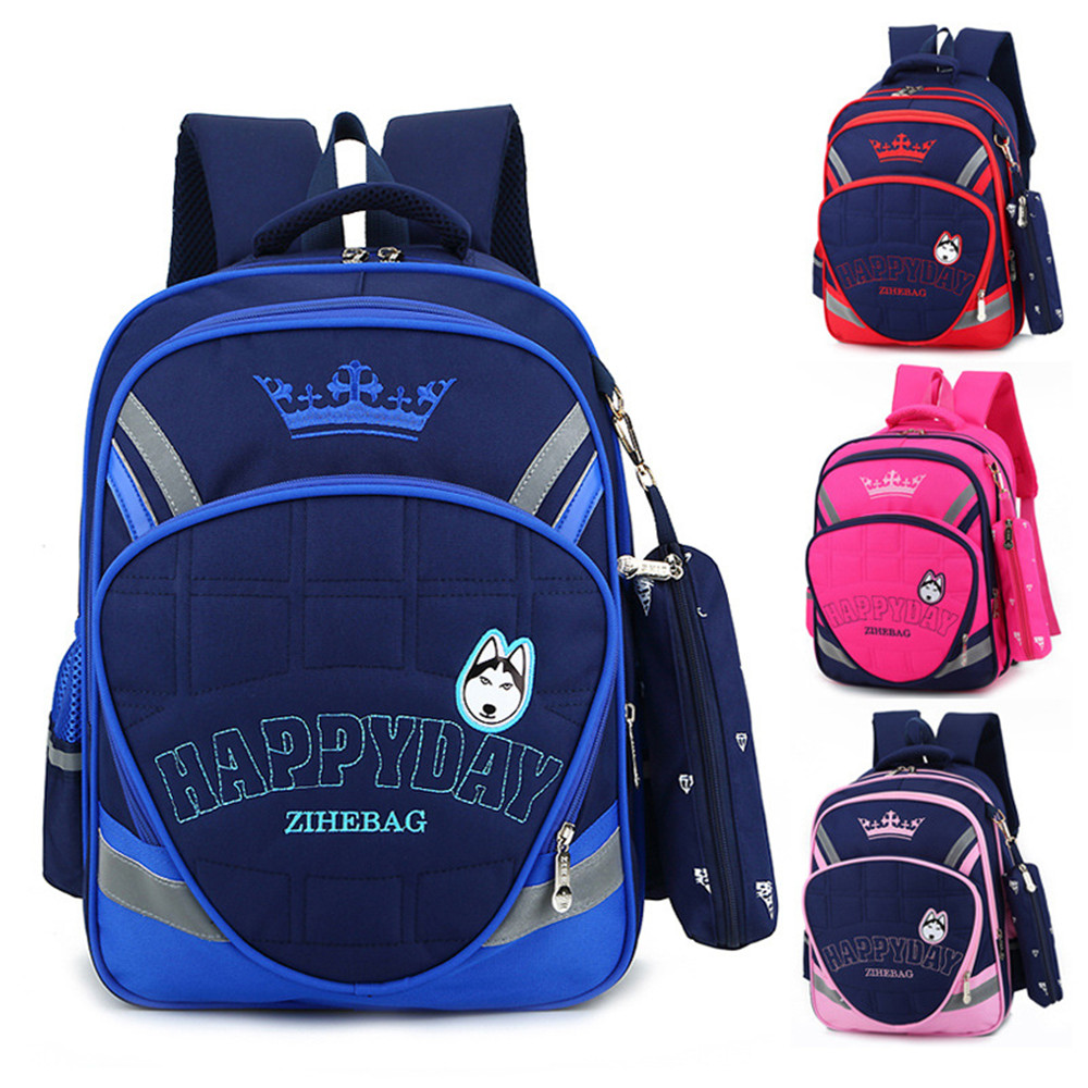 New Fashion Children School Bags for Boys Girls High Quality Waterproof backpack kids School Bag shoulder rucksack mochila escol boys girls backpack top quality baby shoulder bag unisex kids dinosaur pattern animals toddler school bag gift mochila 17aug8