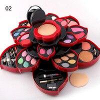 Make Up Kit Makeup Palette 23 Colors Matte Eyeshadow Palette Lipstick Eyeliner Black Mascara Colour Collection