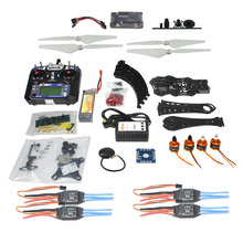 F14893-P Full Set DIY RC Drone Quadrocopter X4M380L Frame Kit APM 2.8 Gimbal TX