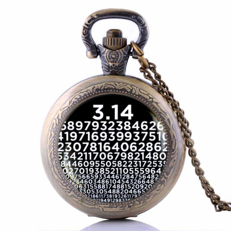 Aliexpress Buy Pi Watch Necklace Numbers Pendant Symbol For