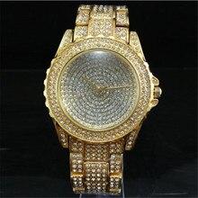 De luxe Femmes Montres Horloge De Mode Strass Cristal de Montre En Céramique Montres Marque Quartz Lady Montres Montre Femme