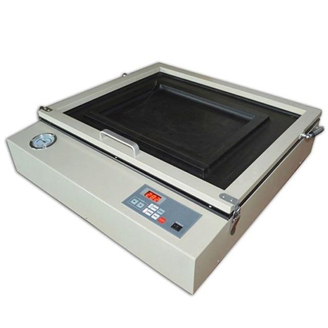 90 cm x 60 cm Precieze Vacuüm UV Blootstelling Unit Zeefdruk Machine